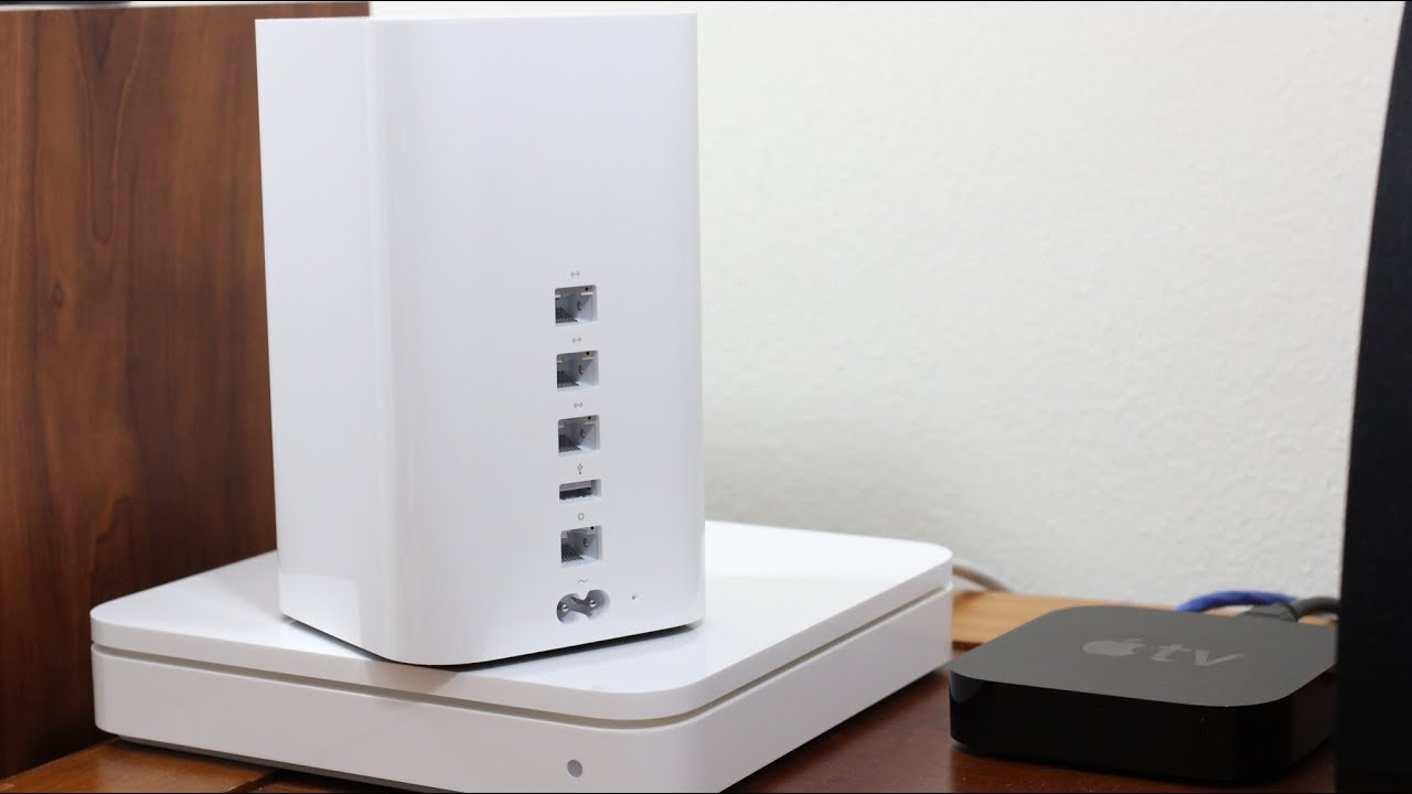 Apple Time Capsule Wiring Diagram : Apple airport extreme installation tutorial youtube