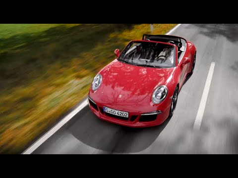 The new 911 Carrera GTS models – Facts & Figures