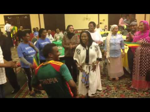 Ethiopia - Ethiopians In Dallas Came As One To Support Gonder Hibret