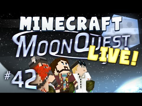 Minecraft - MoonQuest 42 - King of the Squids