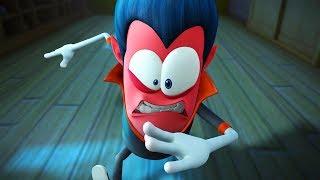 Spookiz | On FIRE! | 스푸키즈 | Funny Zombie Cartoon | Videos for Kids