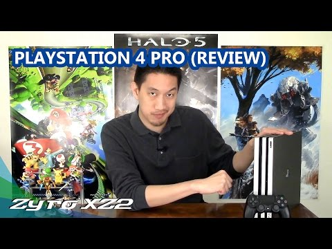 PlayStation 4 Pro (Review)