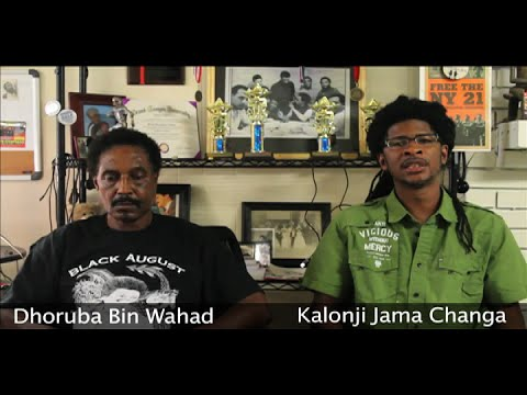 Attack on Dhoruba Bin Wahad - Press Conference