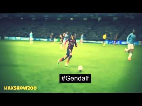 Dani Alves Goal vs Manchester City