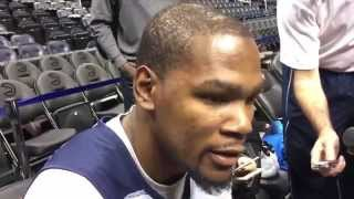 Kevin Durant Trashes Media For Its Treatment Of Kobe Bryant!