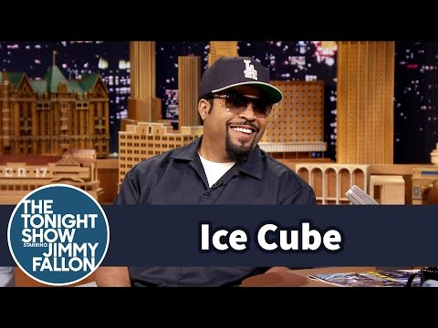 Ice Cube Made His Son Work Hard for a Straight Outta Compton Role