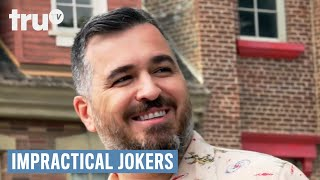 Impractical Jokers - Q Hits the Brakes (Punishment) | truTV