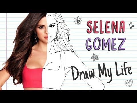 SELENA GOMEZ | Draw My Life
