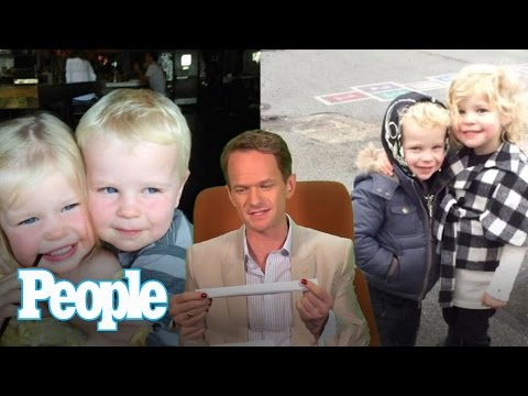 Neil Patrick Harris's Kids Are Obsessed with Miley Cyrus's 'Wrecking Ball' - PEOPLE