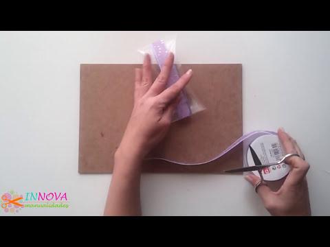 Manualidades: CAJITA con BOTELLA de PLÁSTICO (muy FÁCIL) Reciclaje - Innova Manualidades