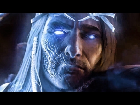 MIDDLE-EARTH: SHADOW OF WAR Trailer (2017)