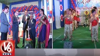 Vice Chairman Gusti Noria Attends Hyderabad Public School Annual Day Celebrations | Hanamkonda