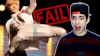 Funny Kpop Fails!