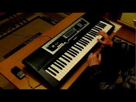 ROMAN Gra Na Keyboardzie, Moja Pierwsza Lekcja...