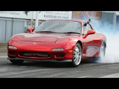 Rotary 20B turbo Mazda RX-7 - Promaz Automotive