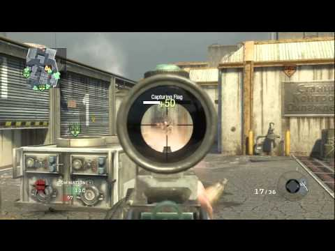 CoD Black Ops: 51-2 Domination on Launch Music Videos