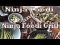 Prepping Food for the Weekend Using My Ninja Foodi Appliances ... Asparagus, Mushrooms, etc.