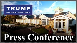 LIVE Donald Trump California Primary Election Night Press Conference (6-7-16)