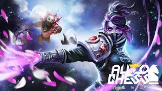 Auto chess - Try hard Queen - Rock 5+