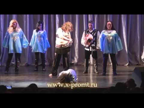 """Танец """"Казнь миледи"""". """"The execution of Milady"""" from """"The three Musketeers"""" perfomance."""