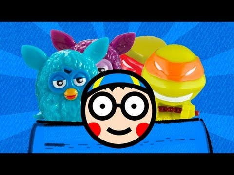 Especial Mashems: ¿Tortugas Ninja o Furby?