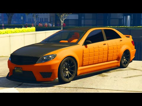 "GTA 5 Online - NEW Armored ""Benefactor Schafter V12"" DLC Car & Customization Guide!"