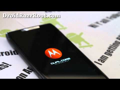 How to Unroot/Unbrick Your Rooted Droid Razr Back to Android 2.3.6!