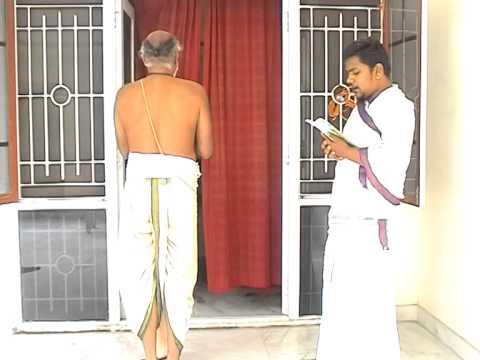 Sandhyavandanam (yajur Veda) And Agnikaaryam video