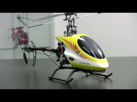 Dynam E-Razor 250 Pro 6ch Rc Helicopter Review available in 2.4ghz