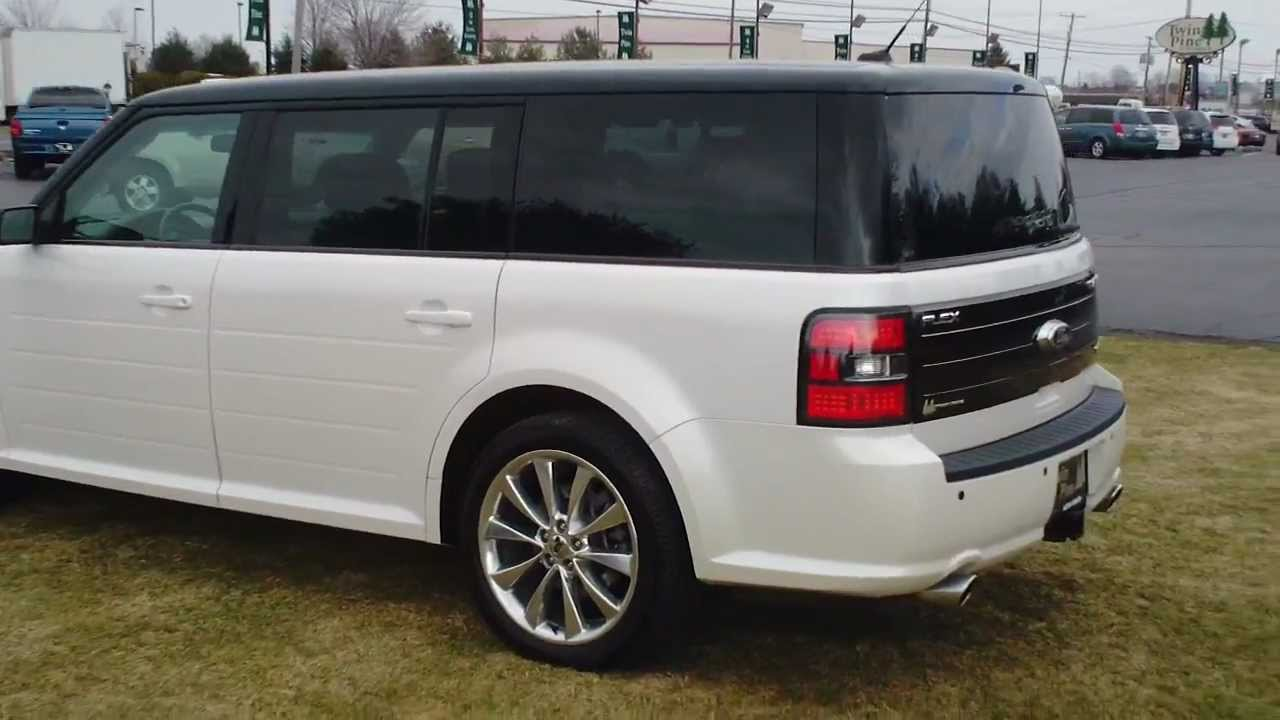 ford flex titanium edition youtube. Black Bedroom Furniture Sets. Home Design Ideas