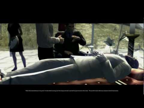 Hitman: Blood Money - Diana & Agent 47 (Ending)