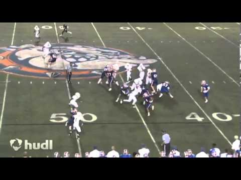 Christian Bermudez C/O2015 (The Bolles School Jax, FL) 2013 Varsity Highlights - 01/24/2014