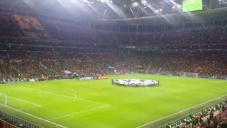 Galatasaray SK - FC Astana -- UEFA Champions League Anthem #UCL
