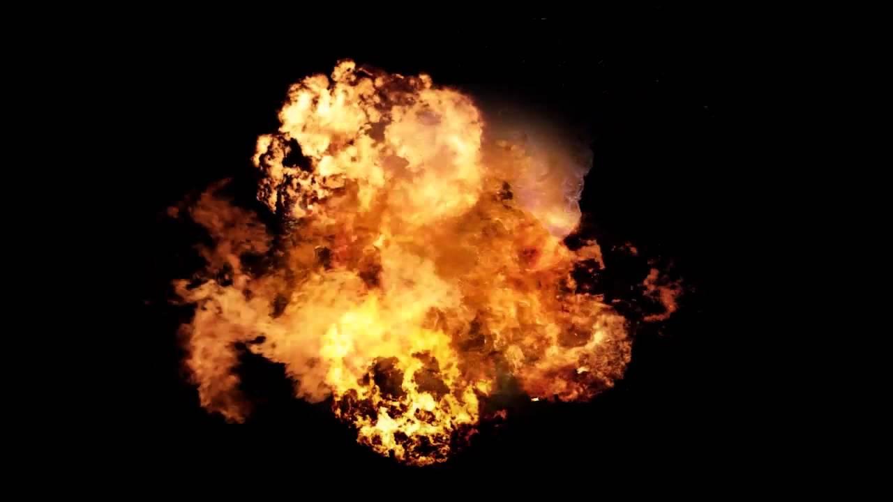 free explosion video green screen | Bomb blast video free