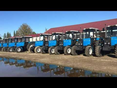 Трактор 892 модель