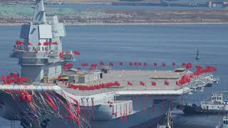China Races to Equal US Military Might with 4 Nuclear Aircraft Carriers by 2035