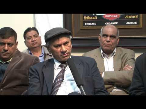 Shree Guru Ravidas Temple Ny  March 3, 2013 Sach Di Awaaz Part 1 video