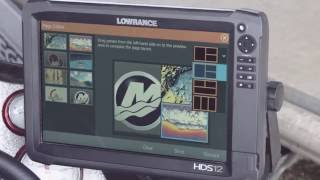 Introducing the Mercury VesselView Link on Lowrance HDS