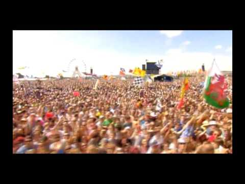 Calvin Harris - Girls | Live @ T in the Park 2009  (HQ)