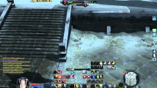 Aion - Assasin (43) Farming Elites (45) Solo