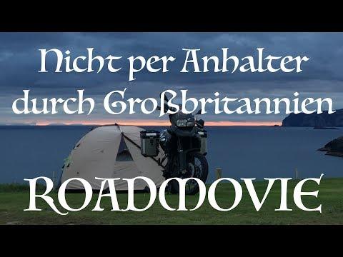 Nicht per Anhalter durch Großbritannien (Roadmovie 90 Min.)