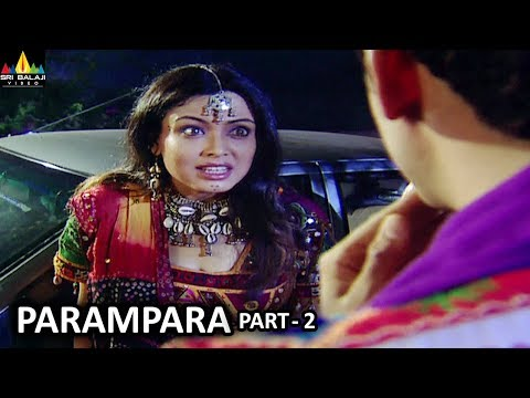 Parampara Part 2 Hindi Horror Serial Aap Beeti | BR Chopra TV Presents | Sri Balaji Video