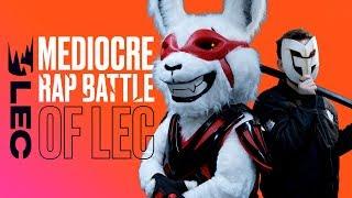Mediocre Rap Battle of LEC|Misfits vs. G2