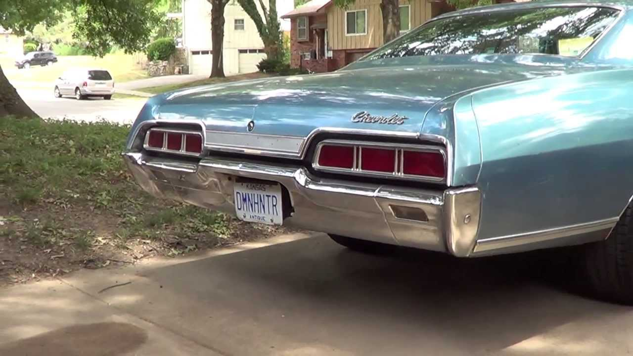 Chevy Project Car For Sale