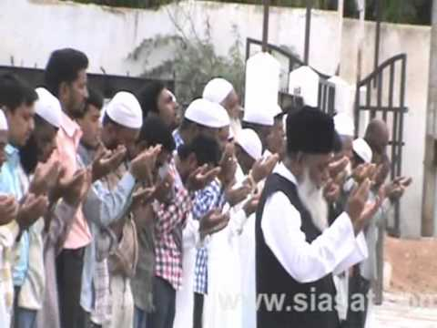 Namaz-e-qunut-e-nazila For Burma And Assam Muslims video