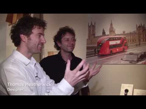Thomas Heatherwick on designing a new bus for London