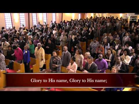 Hymn - Glory To His Name