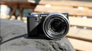 Sony NEX-5 w/ 18-55mm lens Field Test Hands-on