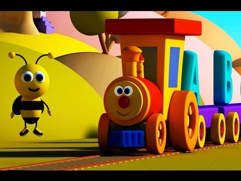 Ben The Train - Ben and Bumblebee meet the Alphabets