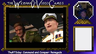 The Late Night Retro Game Show starring The Wizard of Video Games: Command and Conquer Renegade